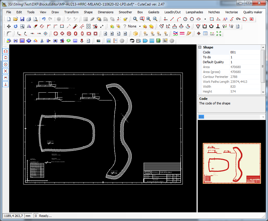 Cutecad simple 2d cad software for everyone string Simple cad software